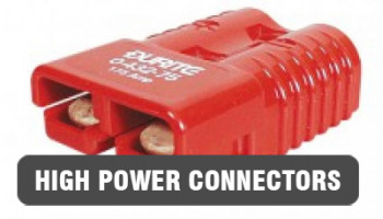 High Power Connectors