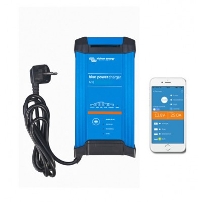 Victron Energy BPC122042022 Smart Bluetooth IP22 Battery Charger 12V 20A 1 Output
