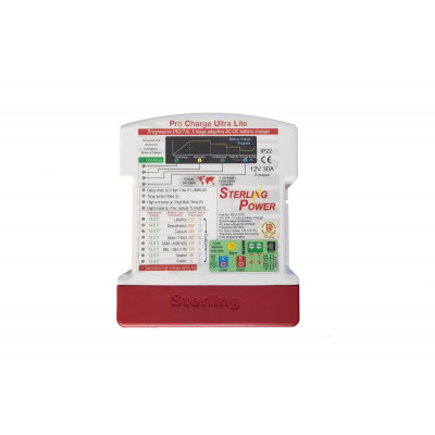 Sterling Power Pro Charge Ultra LITE 12V | 30A LPCU1230