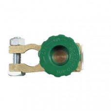 BATTERY ISOLATOR NEGATIVE TERMINAL FITTING DURITE 2-021-00