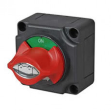 Durite Rotary Marine on/off Battery Isolator with Removable Control Knob in Off Position 0-605-11