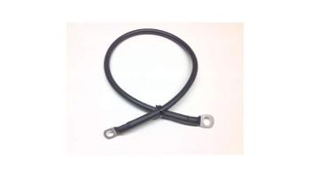 70amp 10mm Black Leads