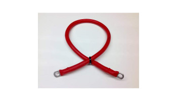 170amp 25mm Red Leads