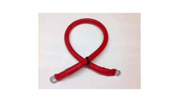 300amp 40mm Red Leads