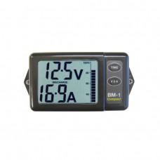 NASA Battery Monitor Compact BM1 12VDC 100AMP