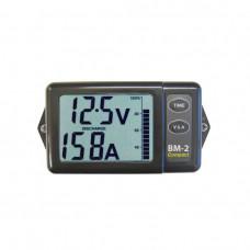 NASA Battery Monitor Compact BM2 12VDC 200AMP