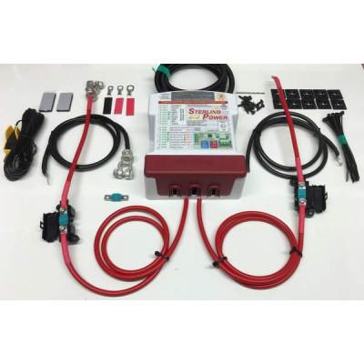 5mtr Sterling Power BB1260 12v 60amp kit