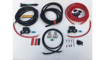 Battery to Battery Charger Wiring Kits