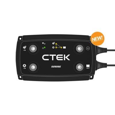 CTEK D250SE Dual DC-DC Battery to Battery Charger 12V 20AMP