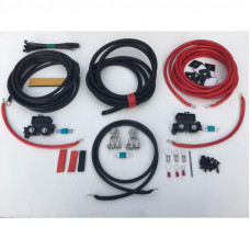 12v 30amp Votronic VCC 1212-30 B2B Battery to Battery charger wiring Kit 110amp 16mm Ready Made Leads