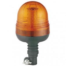 Flexi DIN Mount Multifunction Amber LED Beacon - 12/24V