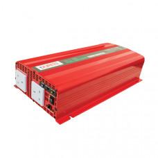 Durite 1500W 12V DC to 230V AC Compact Sine Wave Voltage Inverter 0-857-15