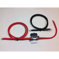 Power Supply Kit with Ready Made Leads (10mm 70amp Cable)