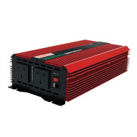 2000W 12V DC to 230V AC Compact Modified Wave Voltage Inverters 0-856-26