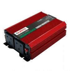 1000W 12V DC to 230V AC Compact Modified Wave Voltage Inverters 0-856-20