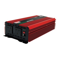 3000W 12V DC To 230V AV Compact Modified Wave Voltage Inverter 0-856-40