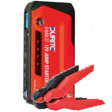 Durite 0-649-27 12V Jump Starter. 15,000mAH Li-ion Battery c/w Smart Cable