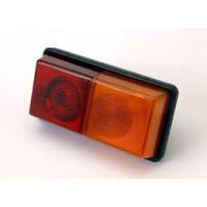 1510 LENS FOR RUBBOLITE COMBI LAMP 64/01/11