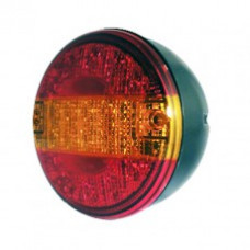 Durite 0-097-30 3 Function LED Rear Combination Lamp - Stop/Tail/Direction Indicator - 12/24V