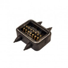 Rubbolite 8-Way Junction Box with Natural Rubber Housing