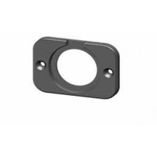 1 Hole Mounting panel for 28mm Sockets
