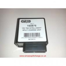 12v Cargo 160876 70amp (VSR) Split Charge Relay