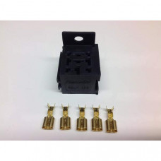 Universal Relay base / holder 4/5 pin relay