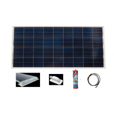 115 Watt Victron Blue Solar Panel Systems XX Without Regulator XX