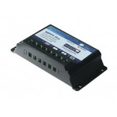 PV LOGIC 15A Dual Battery MPPT Pro Charge Controller With Bluetooth