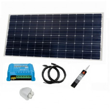115 Watt Victron Blue Solar Panel Systems with Smart MPPT