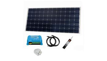 Solid Solar Panel Kits