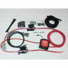 1mtr Medium Duty Split Charge Kit with 12V Durite 140amp VSR + 70amp Ready Made Leads