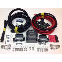 5mtr Heavy Duty Split Charge Kit with 12V M-Power 140amp VSR + 110amp 16mm2 Cable