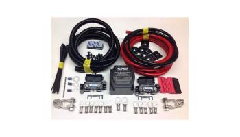 M-Power 12v 140amp Voltage Sense Relay Kits