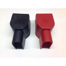 Battery Terminal Covers Positive + Negative for Post type battery terminals