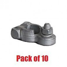 Durite 8mm Post Type Battery Terminals X 10