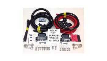 Heavy Duty Component Wiring Kits