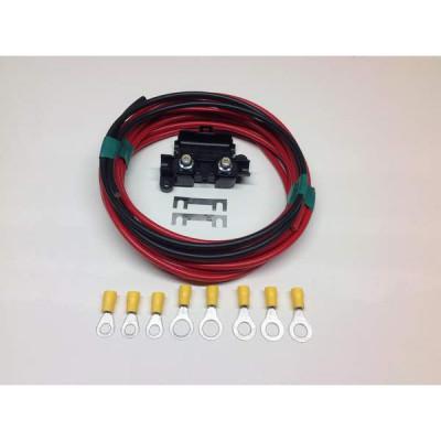 PMS3 & EC160 Leisure or Starter Battery Fitting / Wiring Kit